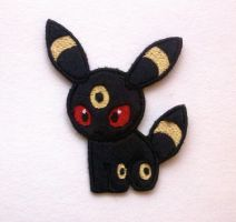 Pokedoll Style Umbreon Patch by TheHarley