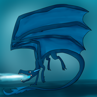 dragon doodle V1 by speedcow12