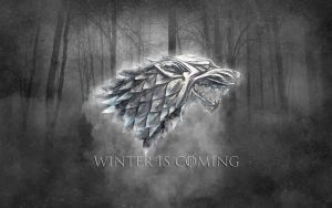 Winter is Coming Stark by bbboz