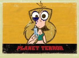 Maka_Planet_Terror by Cool-Hand-Mike