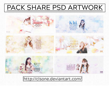 172501 - PACK SHARE PSD ARTWORK by CLSone