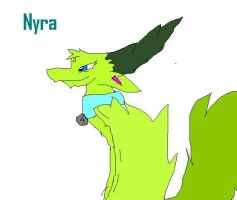 Nyra by NewMoon-Dragoness