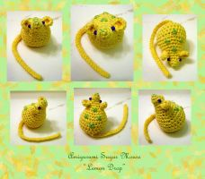 Sugar Mouse: Lemon Drop by Dragonrose36