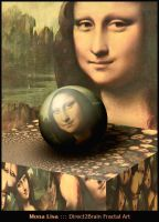 Mona Lisa by Direct2Brain