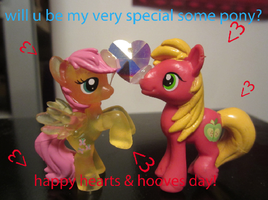 hearts and hooves day card 3 by chappy-rukia