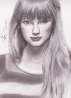 Taylor Swift by ShahmiMSD