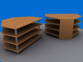Tv stand by dmonuk