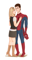 The Amazing Spider-man by RitsuTainaka13