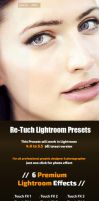 Re-Touch Lightroom Presets by hazratali2020