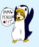 +Imma Penguin+ by xdarksoul07x
