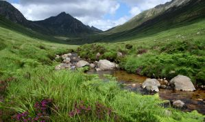 Glen Rosa - Isle of Arran by Katzilla13
