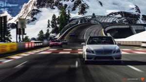 Mercedes AMG Race by Niko22966