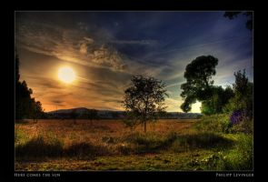 here comes the sun by philipp-eos