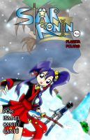 Star Ronin: portada33 by NecroCC