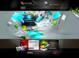Invens.pl version1 by webdesigner1921