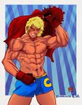 Ken Masters by Bronounce
