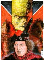 The Terror of the Zygons by westleyjsmith