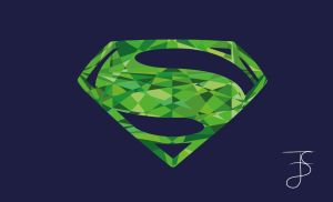 Superman Logo 002 by lord19