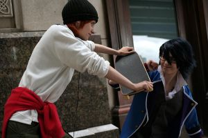 Older Sarumi Shoot - XL by the-xiii-hour