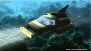 Thunderbird 4 is go by Tenement01