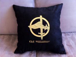 Coussin fusilier commando by Kavel-WB