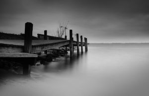 The Bent Dock by Enkased