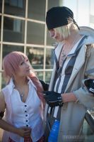 FFXIII ++ First Date by locketheart