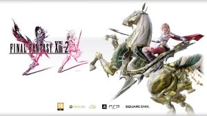 FF XIII-2 Wallpaper HD - B by B4H