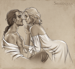 Henry and Joanne by sharandula