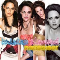 Kristen Steward Photoshoot by javiih98