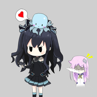 Uni and her Octopus by henhentai