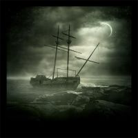 The ghost ship by YagaK