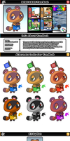 Newcomer Tom Nook by evilwaluigi