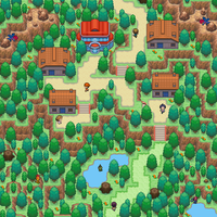 Small Town for my new region by Ninetaails