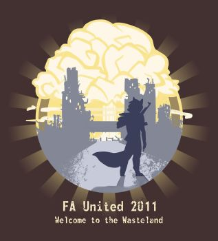 FA United Shirt Design by Lynntendo