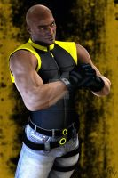 LukeCage01 by CodenameZeus