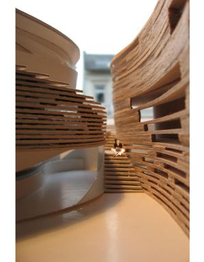 Pe architectural models conceptual by myntkat on for Conceptual model architecture
