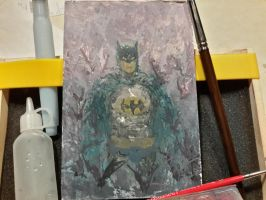 70s Batman by Puillustrated