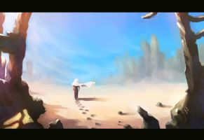 Speed Painting 001 by gndagnor