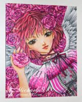 19. ACEO - Little Angel by Michaela9