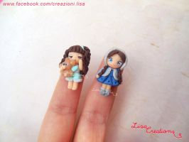Mini monelline by LisaCreations
