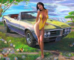 67 firebird v2 by Xynphix