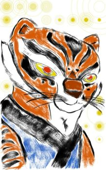 Master Tigress by poxtigress568