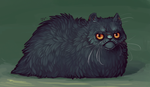 yellowfang by deathnear
