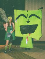 Gir and me- Akon 24 by Mdragonflame