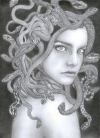 Natalia Vodianova - Medusa by costage