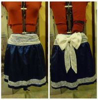 Lace Bow Skirt by Misguided-Ghost1612
