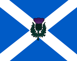 Scotland Emblem by Rory-The-Lion