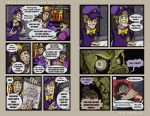 FNAF4 Comic - House Party - Page 47 - 1-19-17 by Mattartist25