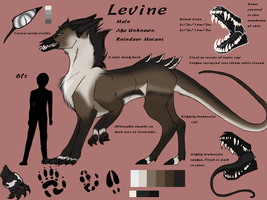 Levine 2015 Reference by Wolfchick36